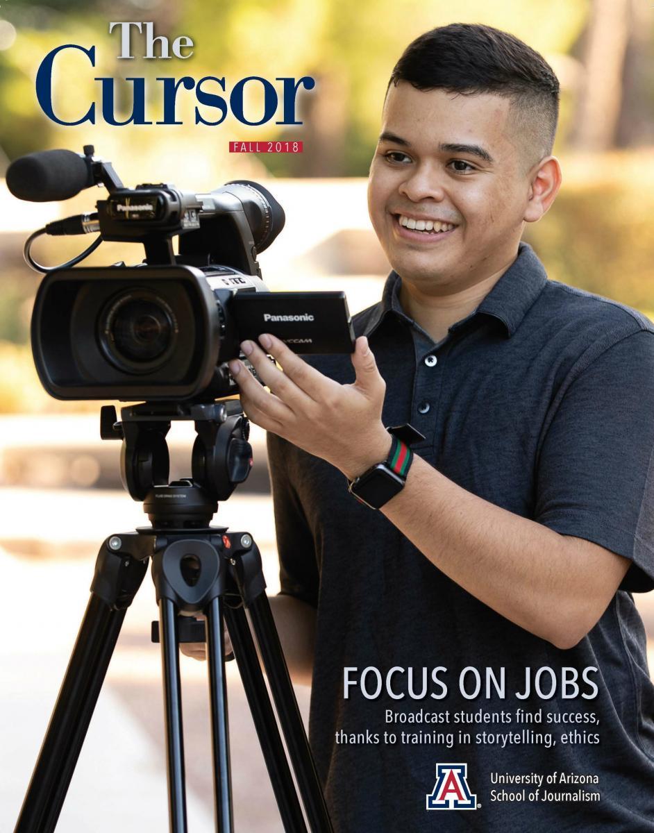 Cursor 2018 cover