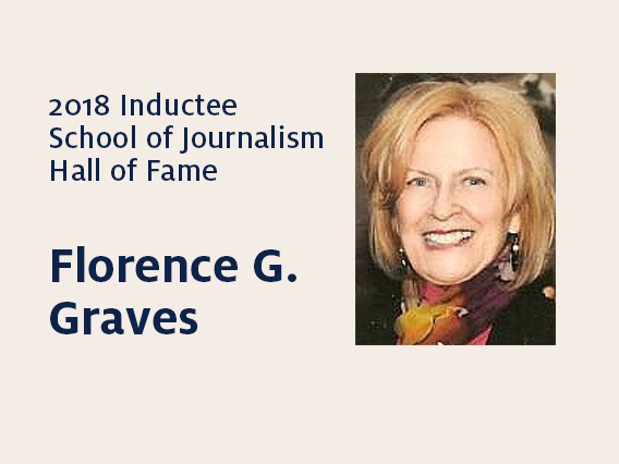 Florence G. Graves: 2018 Hall of Fame inductee