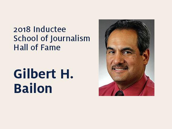 Gilbert H. Bailon: 2018 Hall of Fame inductee