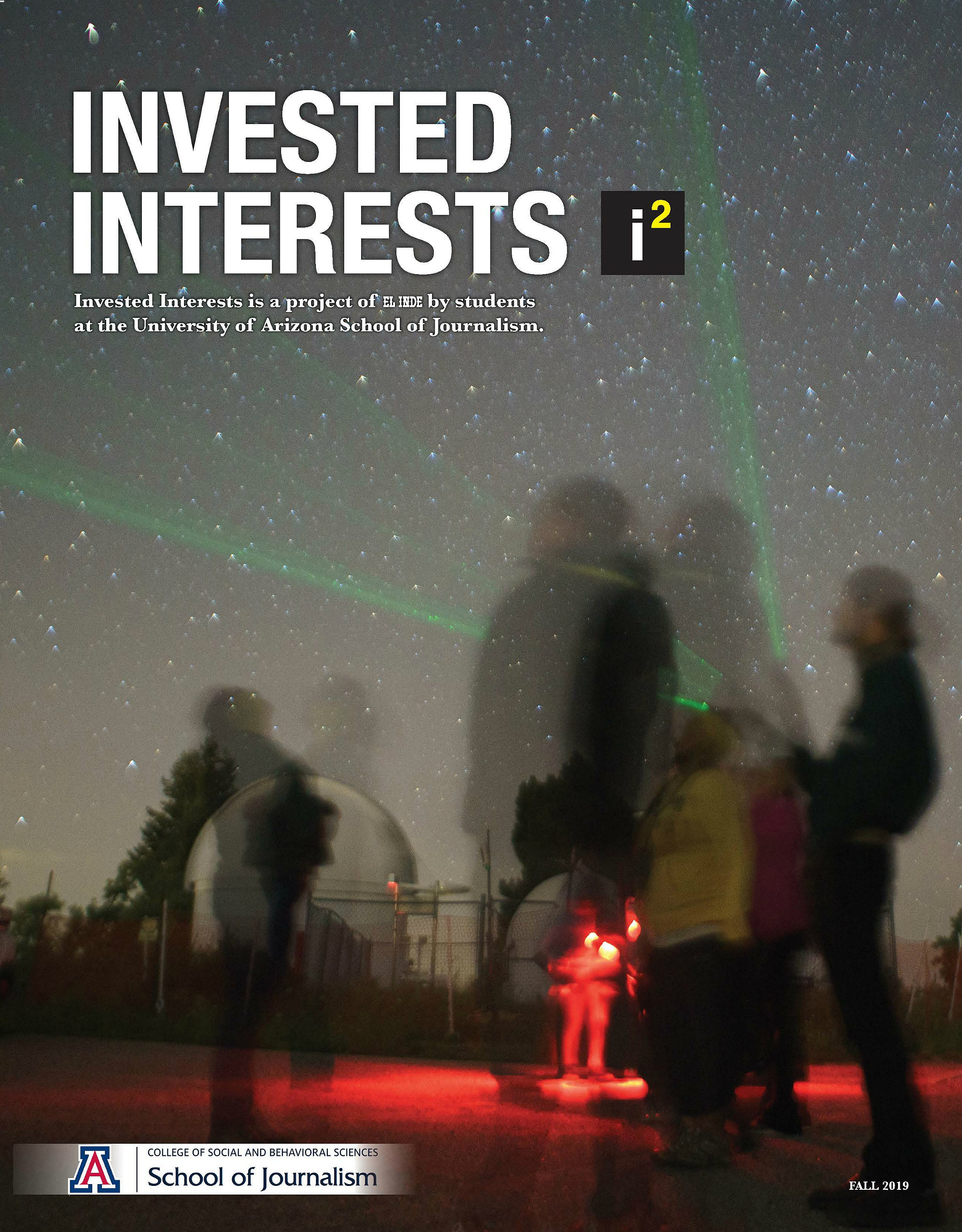 Invested Interests magazine cover