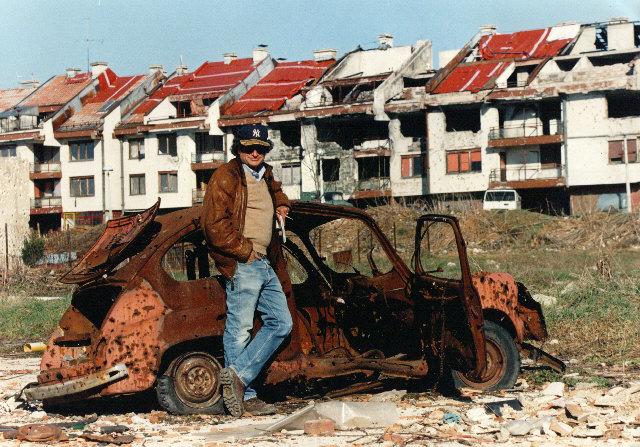 Rosenblum in Sarajevo