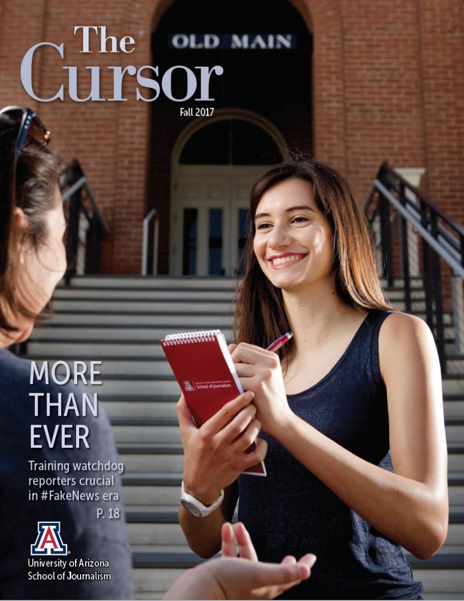 Cursor Fall 2017 cover