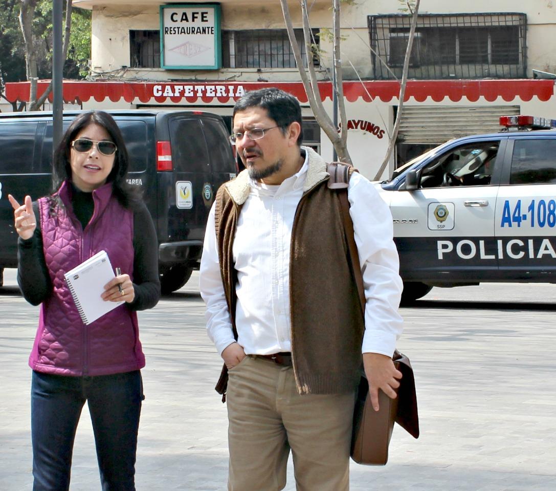 Dr. Celeste González de Bustamante