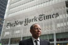 Dean Baquet, executive editor of The New York Times