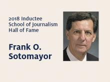 Frank O. Sotomayor: 2018 Hall of Fame inductee