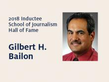 Gilbert H. Bailon: 2018 Hall of Fame inductee