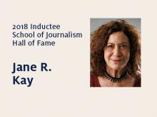Jane R. Kay: 2018 Hall of Fame inductee
