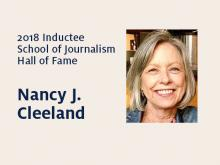 Nancy J. Cleeland: 2018 Hall of Fame inductee