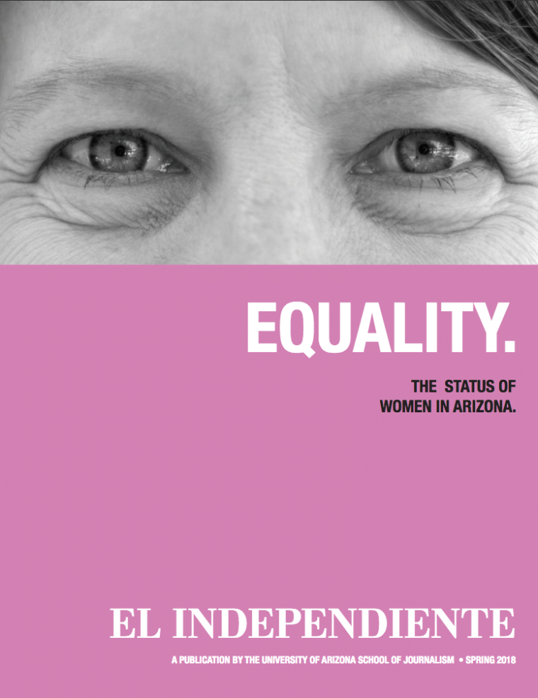 Cover image about equality