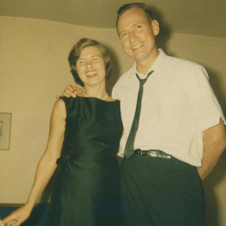 Don and Helen Carson