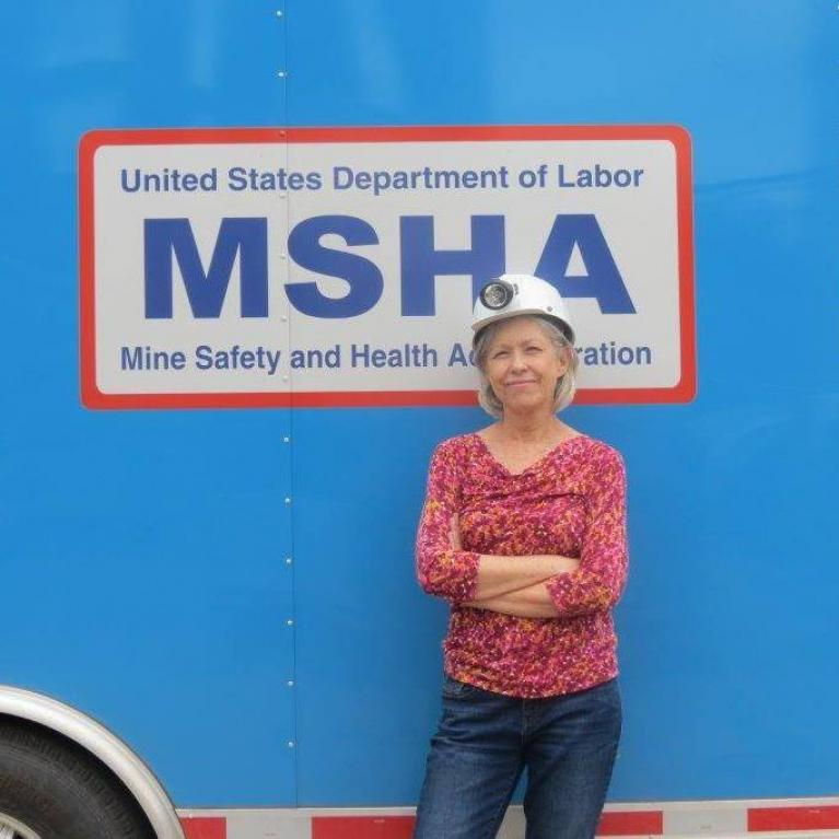 Nancy Cleeland is currently deputy director of communications at OSHA in the Department of Labor.