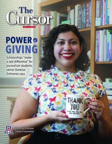 Cursor magazine cover